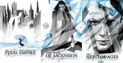 Image result for the mistborn series